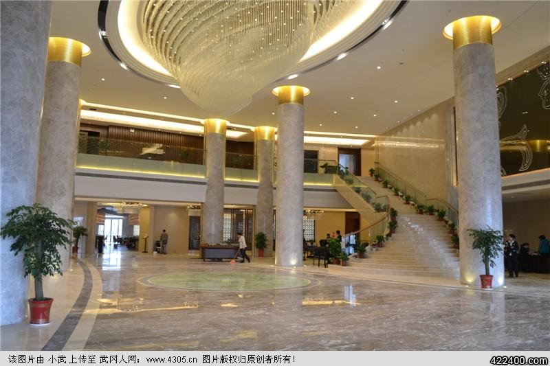 武冈皇冠世纪酒店3月20日试营业